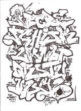 Imprimer le coloriage : Lettre z, numéro 7be69977