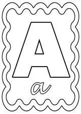Imprimer le coloriage : Lettre z, numéro 81cb2939