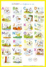 Imprimer le dessin en couleurs : Alphabet, numéro a0724082