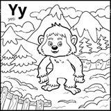 Imprimer le coloriage : Alphabet, numéro b0e763b6
