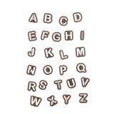 Imprimer le dessin en couleurs : Alphabet, numéro c062b26e