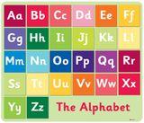 Imprimer le dessin en couleurs : Alphabet, numéro d3907b54