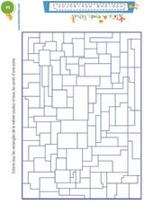 Imprimer le coloriage : Carré, numéro e3244154