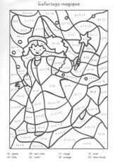 Imprimer le coloriage : Chiffre un, numéro 1947e09e