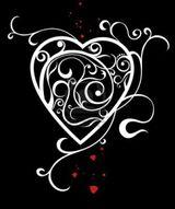Imprimer le coloriage : Coeur, numéro 146111