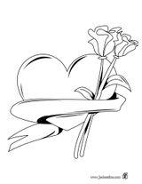 Imprimer le coloriage : Coeur, numéro 17010