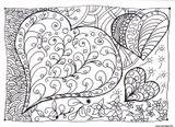 Imprimer le coloriage : Coeur, numéro 17819cec