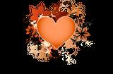 Imprimer le dessin en couleurs : Coeur, numéro 20964