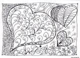 Imprimer le coloriage : Coeur, numéro 28aad036