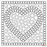 Imprimer le coloriage : Coeur, numéro 29047255