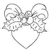 Imprimer le coloriage : Coeur, numéro 3614