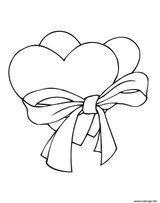 Imprimer le coloriage : Coeur, numéro 38b510e5