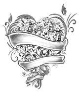 Imprimer le coloriage : Coeur, numéro 423692