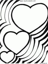 Imprimer le coloriage : Coeur, numéro 4b200041