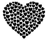Imprimer le coloriage : Coeur, numéro 601658