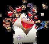 Imprimer le dessin en couleurs : Coeur, numéro 683290