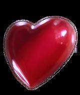 Imprimer le dessin en couleurs : Coeur, numéro 683291