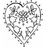 Imprimer le coloriage : Coeur, numéro 7314