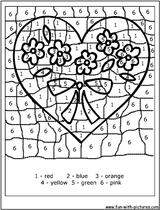 Imprimer le coloriage : Coeur, numéro a64fe4c8