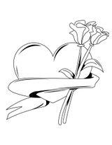Imprimer le coloriage : Coeur, numéro a864f952
