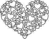 Imprimer le coloriage : Coeur, numéro bf3e7ca0