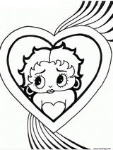 Imprimer le coloriage : Coeur, numéro cbd242b9