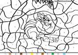 Imprimer le dessin en couleurs : Coloriages magiques, numéro 579887