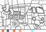 Imprimer le dessin en couleurs : Coloriages magiques, numéro 628089
