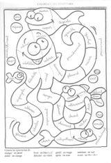 Imprimer le coloriage : Coloriages magiques, numéro 639b6b34