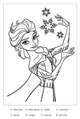 Imprimer le coloriage : Coloriages magiques, numéro 8a4755b4