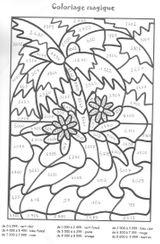 Imprimer le coloriage : Coloriages magiques, numéro c46bd189