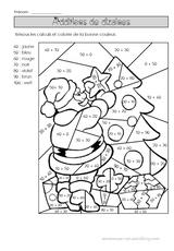 Imprimer le coloriage : Coloriages magiques, numéro deb1d0b9
