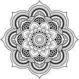Imprimer le coloriage : Mandalas, numéro 1caa654a
