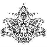 Imprimer le coloriage : Mandalas, numéro 6ed52924