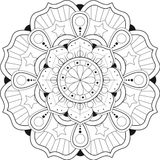 Imprimer le coloriage : Mandalas, numéro 9246fa