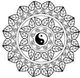 Imprimer le coloriage : Mandalas, numéro c989dde0