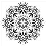 Imprimer le coloriage : Mandalas, numéro d8b9d158