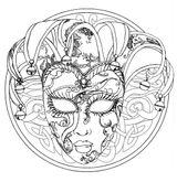 Imprimer le coloriage : Mandalas, numéro e94af16a