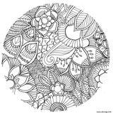Imprimer le coloriage : Mandalas, numéro f6eeb745