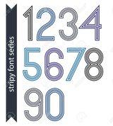 Imprimer le dessin en couleurs : Tous les chiffres, numéro 242cca9a