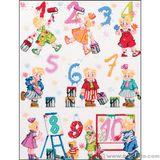 Imprimer le dessin en couleurs : Tous les chiffres, numéro 539298