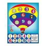 Imprimer le dessin en couleurs : Tous les chiffres, numéro 597820