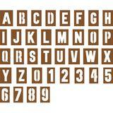 Imprimer le dessin en couleurs : Tous les chiffres, numéro 670938