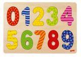 Imprimer le dessin en couleurs : Tous les chiffres, numéro 8c46b209
