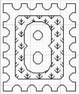 Imprimer le coloriage : Chiffre 8, numéro 568450