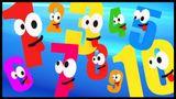 Imprimer le dessin en couleurs : Tous les chiffres, numéro cd1c514f