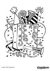 Imprimer le coloriage : Evènements, numéro 4799