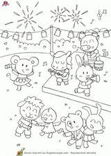 Imprimer le coloriage : Evènements, numéro 8c804593