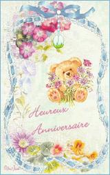 Imprimer le dessin en couleurs : Anniversaire, numéro 685345