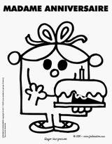 Imprimer le coloriage : Anniversaire, numéro ff85ccf3